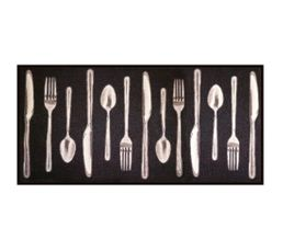 LUNCH Tapis cuisine 57x115 Multicolor