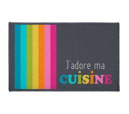 JARDINS D'ETE Tapis cuisine 50x80 cm Multicolor