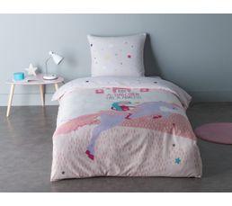 soldes parure et housse de couette pas cher. Black Bedroom Furniture Sets. Home Design Ideas