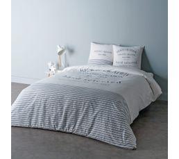 housse de couette theme marin blitterwolf. Black Bedroom Furniture Sets. Home Design Ideas