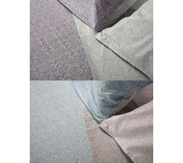Housse de couette 240X220cm + 2 taies d'oreiller MAWIRA