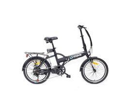 U MOVE Vélo électrique Pliant Noir U TOO