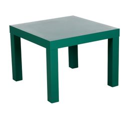 Table basse carrée NEXT Vert sauge