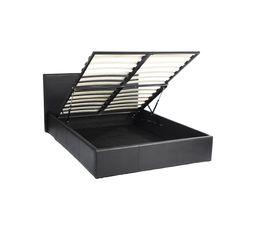 SOLDES ! Lit et cadre de lit pas cher pour sublimer votre chambre ...