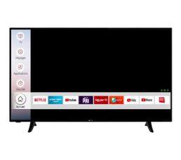 Plus de détails Téléviseur 4K 55 Smart 139cm AYA A55UHD0919BS
