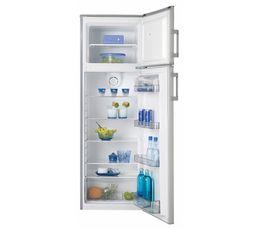 BRANDT Réfrigérateur 2 portes BFD5665BS Silver