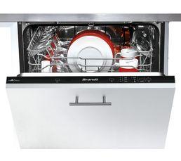 Lave-vaisselle intégrable BRANDT VH1744J