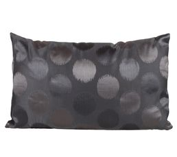 DORA Coussin 30 x 50 cm gris