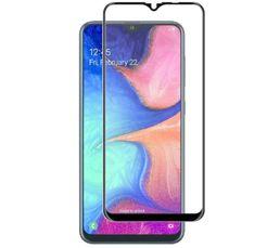 Verre trempé incurvé MUVIT pour Samsung A20E