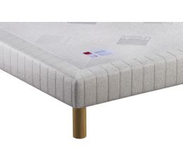 EPEDA Sommier 140x190 cm CONFORT FERME 2