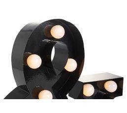 Lampe à poser ANDY Noir