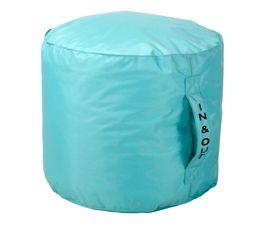 TILT Pouf Bleu