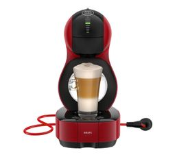 KRUPS Expresso à capsule Dolce Gusto YY3044FD Lumio rouge