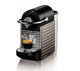 Expresso à capsules Nespresso KRUPS YY4127FD Pixie Titane