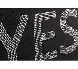 Bac 31x31x31 cm YES Noir