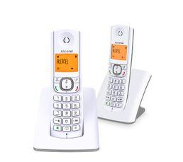 Téléphone sans fil ALCATEL F530 Duo Gris