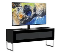 Meuble TV L.120 cm NAPOLI Noir