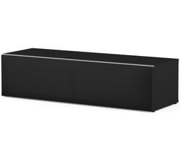 Meuble TV L.120 cm PHILADELPHIE Noir