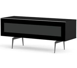 Meuble TV L.120 cm BRISBANE Noir