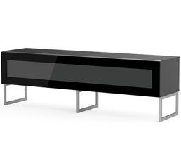 Meuble TV L.160 cm NAPOLI Noir