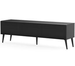 Meuble TV L.160 cm UMEA Noir