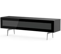 Meuble TV L.160 cm BRISBANE Noir
