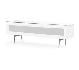 Meuble TV L.160 cm BRISBANE Blanc