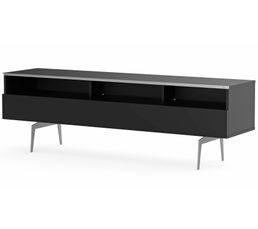 Meuble TV L.160 cm VERONA Noir