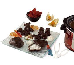 Fondue chocolat SIMEO FC225 L'atelier du chocolat