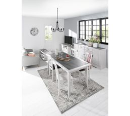 Table rectangle L180 cm CAMILLE CAMTSR