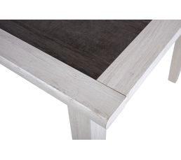 Table rectangle L180 cm CAMILLE CAMTSR