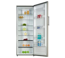 Réfrigérateur 1 porte LeCellier LRTU500A+X Inox Look