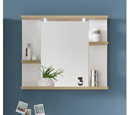 Best miroir salle de bain pas cher photos awesome interior home satellite for Miroir original pas cher