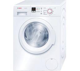 Lave-linge hublot BOSCH WAK28160FF Blanc