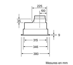 Groupe filtrant SIEMENS LB55564