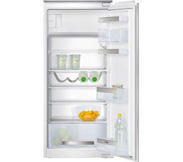 Volume utile total (l): 200 Dont compartiment conservateur : 183 L Dégivrage : Automatique dans le réfrigérateur Dont compartiment congélateur : 17 L Pouvoir de congélation (Kg) : 2 kg/24 h Autonomie (h) : 10 h Efficacité énergie : A++ Dimensions en cm :