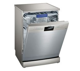 Lave-vaisselle SIEMENS SN236I02KE silver inox