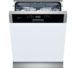 Lave-vaisselle intégrable NEFF S415M80S1E 14 couverts silver