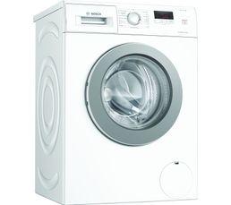 Lave-linge hublot BOSCH WAJ24008FF EcoSilence Blanc