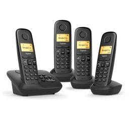 Pack téléphone sans fil GIGASET AL370A quattro ed8a0e31064a
