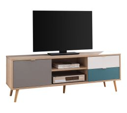 Meuble TV scandinave chez But