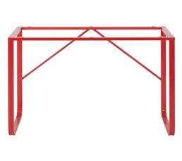 Piètement 120 cm LUGE Rouge