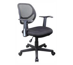 WIZZ Chaise dactylo Noir