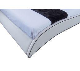 Lit 160x200 BRESCIA Blanc