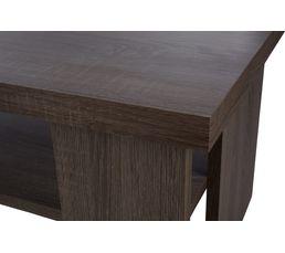 Table basse CALI Dark sonoma