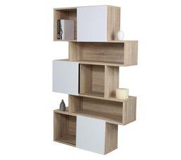 soldes biblioth que et tag re pas cher. Black Bedroom Furniture Sets. Home Design Ideas