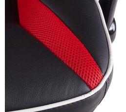 Fauteuil de bureau PRIME Noir et rouge