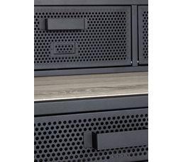 Bureau PARK AVENUE Noir mat