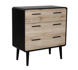soldes commode chiffonnier et coiffeuse pas cher. Black Bedroom Furniture Sets. Home Design Ideas