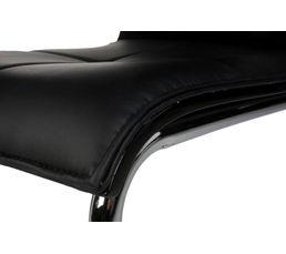 Chaise MAGGIE Noir
